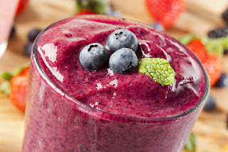 Morin's Morning Smoothie Recipe